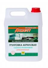 Акриловая пропиточная грунтовка Аквест-2 Мастер