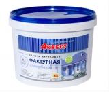 Супербелая акриловая фактурная краска АКВЕСТ-33 Мастер