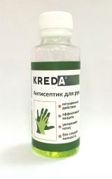 Антисептик Kreda 0.1л широкого спектра применения