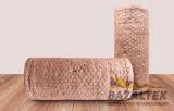 Прошивной базальтовый мат ЕвроМПБ на металлической сетке