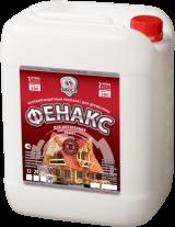 Огнезащитная пропитка/краска для древесины ФЕНАКС
