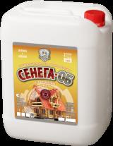 Огнезащитная пропитка/краска для древесины СЕНЕГА-ОБ
